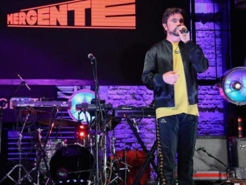 Juanes dedicó tema a Venezuela en concierto