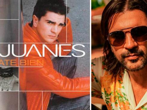 Juanes celebra 20 años de 'Fíjate bien', su debut como solista