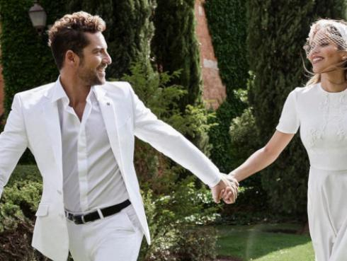 David Bisbal y Rosanna Zanetti serán padres