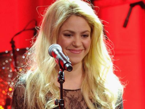 El domingo relajado que tuvo Shakira