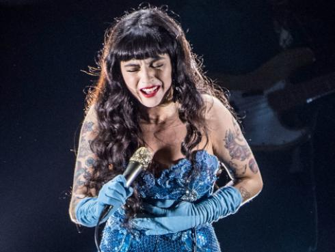 Mira la reacción de Mon Laferte por su nominación a los Latin Grammy