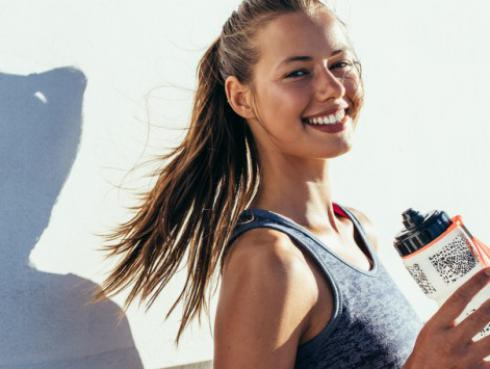 Rutina de ejercicios de 10 minutos que te mantendrá activa