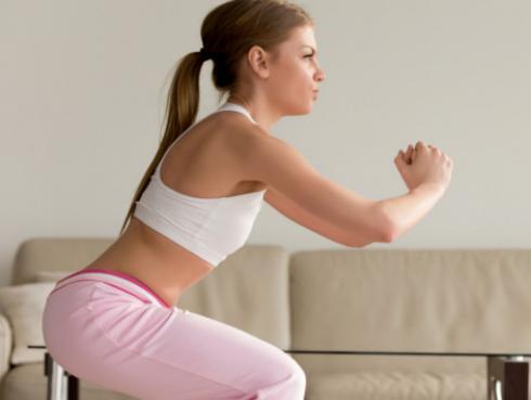 ¿Las chicas bajas pierden peso más lento?