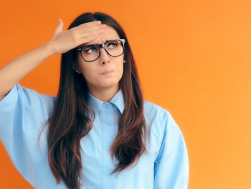 ¿Las personas olvidadizas son más inteligentes?