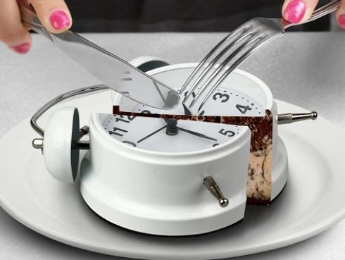 ¿Por qué comer despacio te ayuda a perder peso?