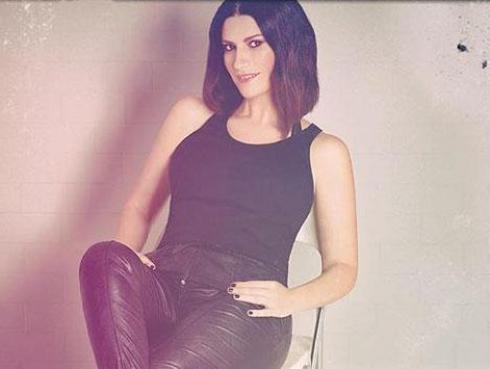 El tierno mensaje de San Valentín de Laura Pausini a su novio