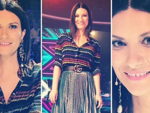 Laura Pausini confiesa su amor por la moda