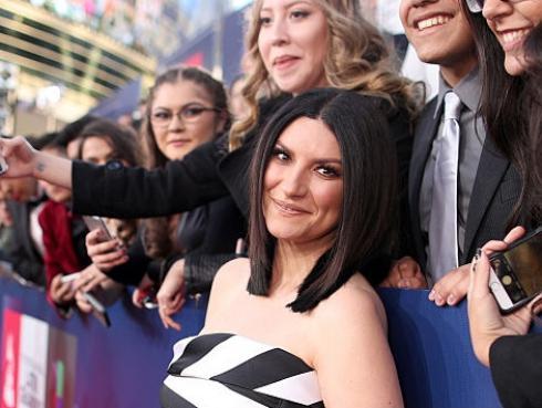 El mensaje de Laura Pausini antes de arrancar con su gira