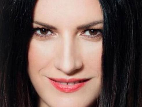 Laura Pausini apareció en la portada de esta revista suiza