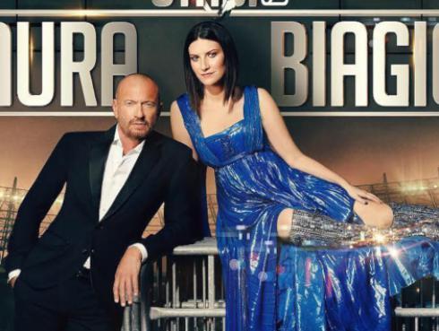 Laura Pausini y Biagio Antonacci anuncian tour en Italia para 2019