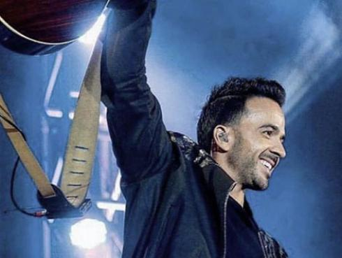 Luis Fonsi celebra 7 nominaciones a los Premios Billboard