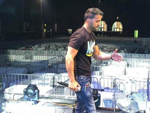 Luis Fonsi llega a Panamá para su 'Love & Dance World Tour'
