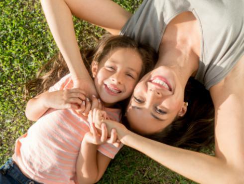 María Pía en su rol de madre: Los hijos nos enseñan día a día