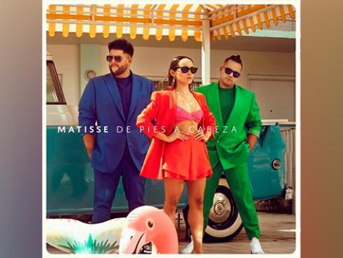 Matisse lanza 'De pies a cabeza'