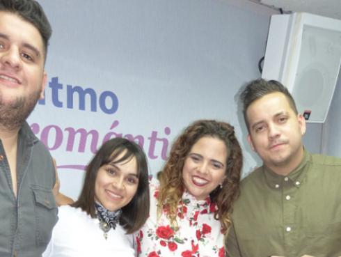 Matisse se convirtió en 'Cómplice' por un día de Sandra Muente
