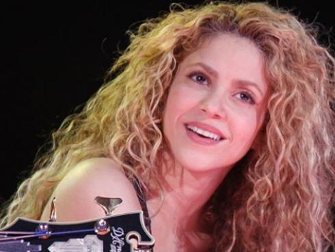Milan se graduó y así celebró Shakira