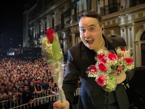 Mira cómo Raúl de Río Roma celebró su cumpleaños