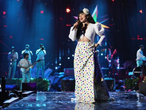 Mon Laferte nominada a los Billboard Latino
