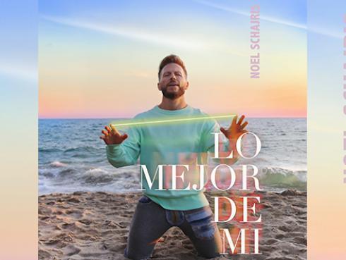 Noel Schajris estrenó su nuevo sencillo 'Lo mejor de mí'