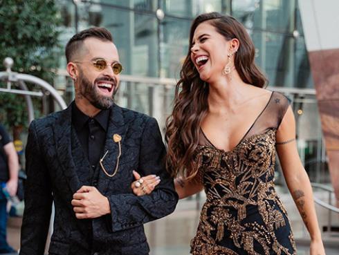 ¡Nuevamente juntos! Greeicy y Mike Bahía estrenan el videoclip de 'Si tu amor no vuelve'