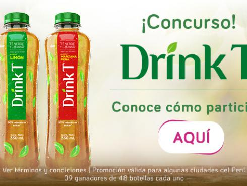 Participa del concurso DRINK-T