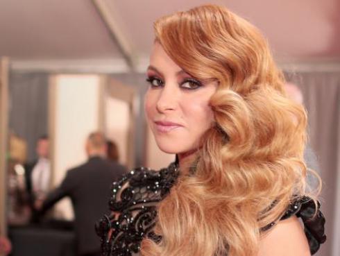 Paulina Rubio celebró el Día del Fan