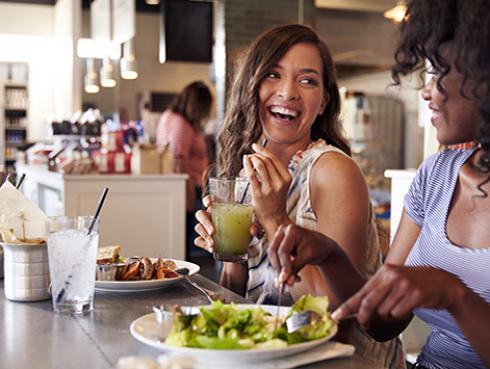 ¡Ponerse a dieta en grupo es mucho más efectivo!