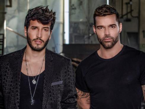 ¡Por primera vez juntos! Sebastián Yatra y Ricky Martin estrenan 'Falta amor'