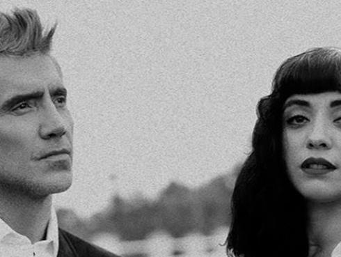 'Que se sepa nuestro amor' Mon Laferte y Alejandro Fernández en un dueto de ensueño