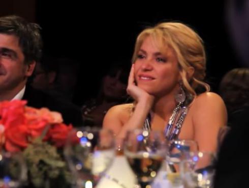 ¿Recuerdas cuando el papá de Shakira le cantó 'Mi niña bonita'?