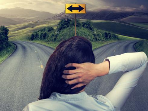 ¡Reflexiona! para tomar la decisión adecuada