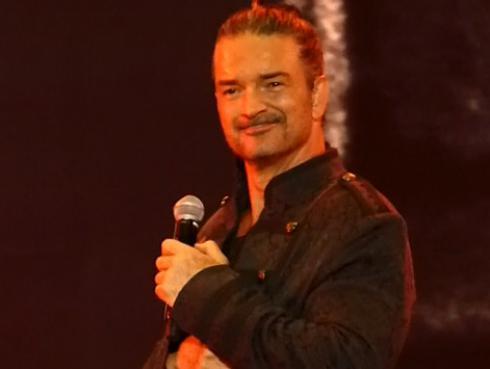 Ricardo Arjona ofreció increíble concierto en Lima y confesó que sufrió desilusión en Perú