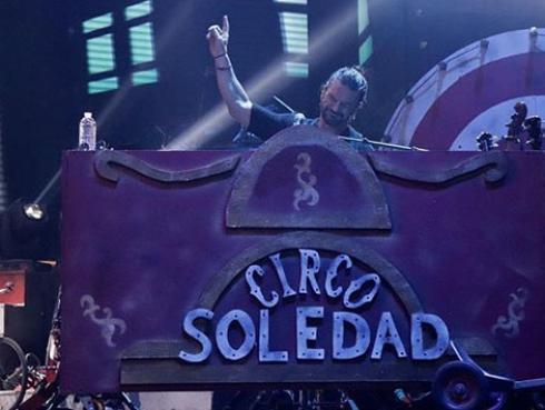 "Ricardo Arjona: ""La procesión se lleva por dentro"""