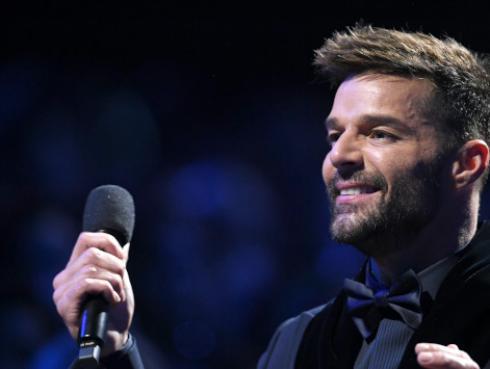 Ricky Martin abre el Festival de Viña del Mar al ritmo de su último sencillo 'Tiburones'