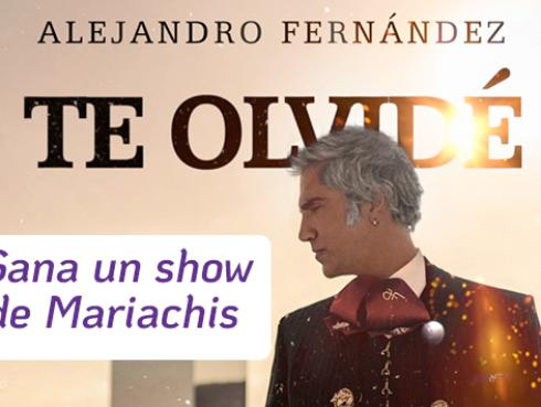 Ritmo Romántica te regala un show de mariachis