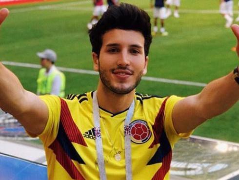 Sebastián Yatra a la selección de Colombia: 'Seguimos firmes'