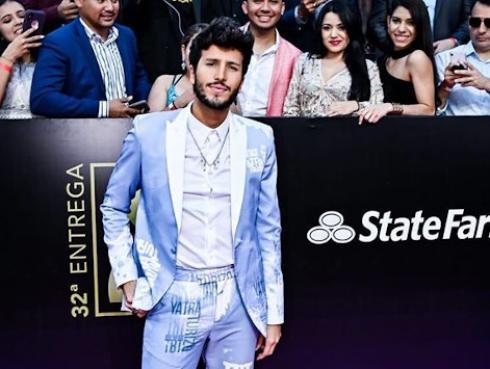 Sebastián Yatra estrenó la canción 'TBT' durante Premio Lo Nuestro 2020