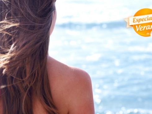 Secreto reparar el cabello maltratado por el tinte o el sol