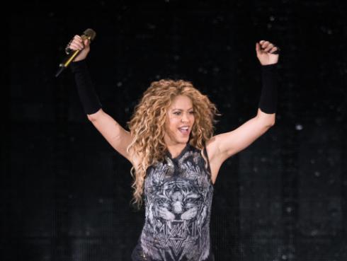 Shakira inspiró a Ophah Winfrey a bailar