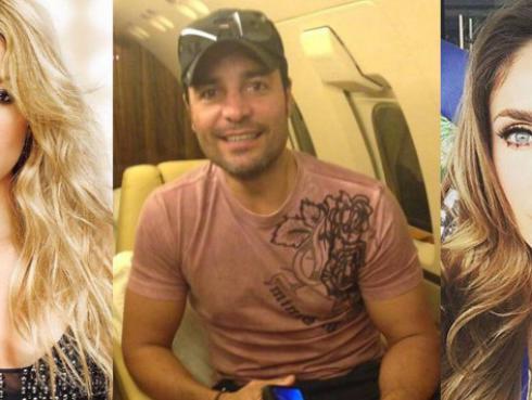 Shakira, Chayanne y Anahí sorprendieron con sus disfraces de Halloween