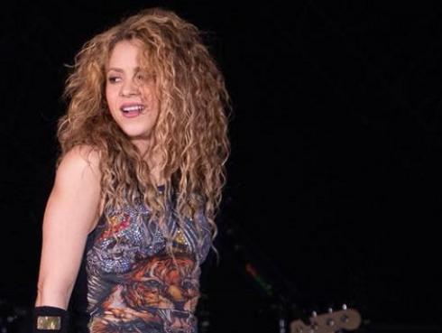 Shakira inaugurará los Juegos Centroamericanos y del Caribe 2018 en Barranquilla