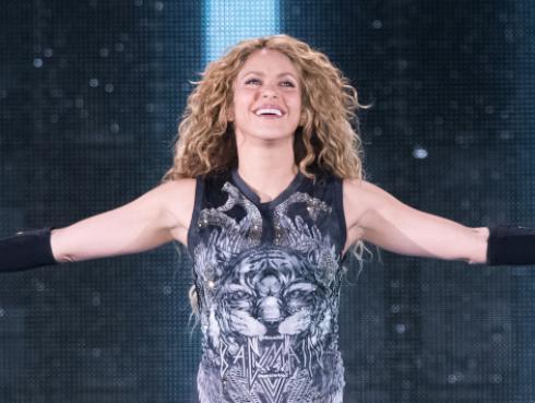 'El Dorado' de Shakira alcanzó seis mil millones de reproducciones