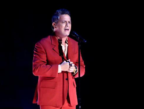¡Te lo mereces! Alejandro Sanz ganó el Grammy por su álbum El disco