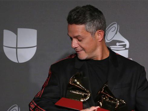 ¡Merecido! Alejandro Sanz ganó el Grammy por su álbum El disco