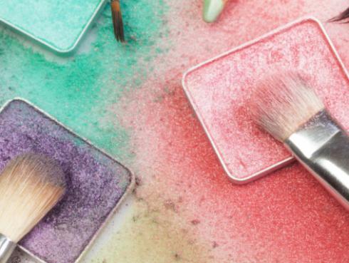 Tendencia: Maquillaje en tonos pasteles