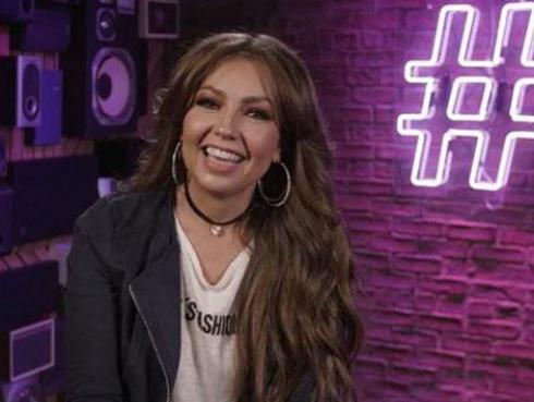 ¿Qué es 'Valiente' para Thalía?