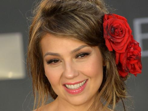 Thalía compartió con este actor de Hollywood