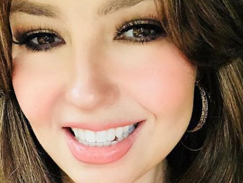 Thalía contó cómo conoció a su cantante favorita
