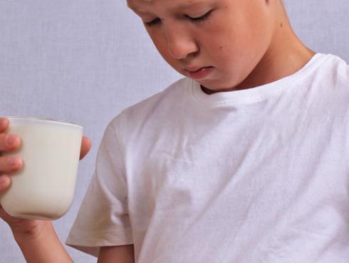Tips para niños intolerantes a la lactosa