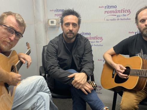 TK presenta en exclusiva en Ritmo Romántica su balada 'Si te vas'